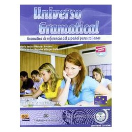 UNIVERSO GRAMATICAL +CD ROM