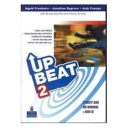 UPBEAT 2 +WORKBOOK +CD (ED.LEGGERA)