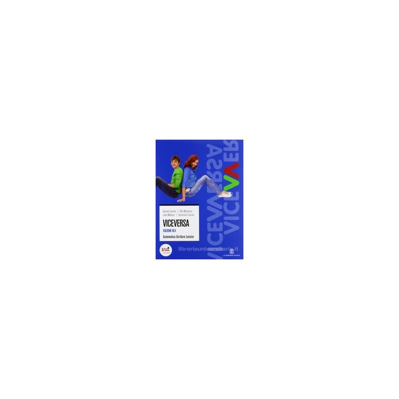 VICEVERSA (EDIZ.BLU) +CD ROM