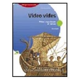 VIDEO VIDES  PRIME ESPERIENZE DI LATINO
