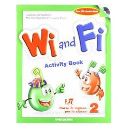 WI AND FI 2 +ACTIVITY BOOK +CD ROM
