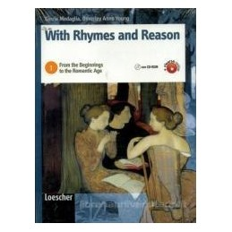 WITH RHYMES AND REASON 1 +CD ROM +PORTF.