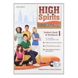 HIGH SPIRITS DIGITAL 1 +MY DIGITAL BOOK