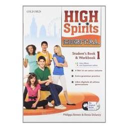 HIGH SPIRITS DIGITAL 1 +MY DIGITAL BOOK