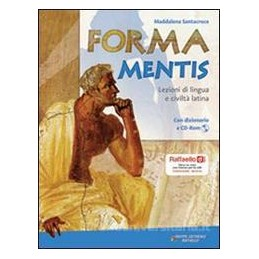 FORMA MENTIS  LINGUA E CIVILTA LATINA+CD