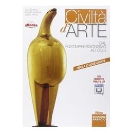 civilta-darte-edizione-arancio---classe-quinta-dal-postimpressionismo-ad-oggi-vol-3