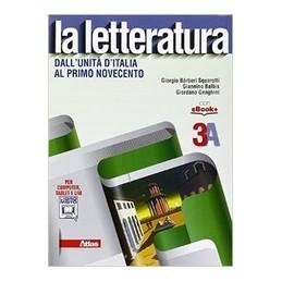 letteratura-la-3a-dallunita-ditalia-al-primo-novecento-vol-u