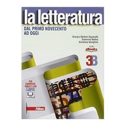 letteratura-la-3b-dal-primo-novecento-ad-oggi-vol-3