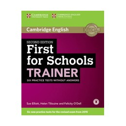first-for-schools-trainer-2nd-ed