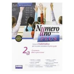NUMERO UNO PLUS 2A+2B +QUADERNO PLUS