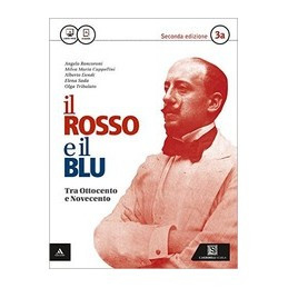 rosso-e-blu-il---2-ed-volume-3a---tra-800-e-900--volume-3b---dal-900-a-oggi-vol-3