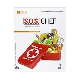 s-o-s--chef---primi-passi-in-cucina-edizione-arancione-ld--vol-u
