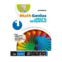 math-genius----volume-1--palestra-matematica-1--ebook-anche-su-dvd--vol-1
