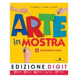 ARTE IN MOSTRA (A+B) +DVD ME BOOK
