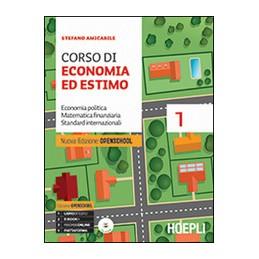corso-di-economia-ed-estimo-nuova-edizione-openschool-economia-politica---matematica-finanziaria