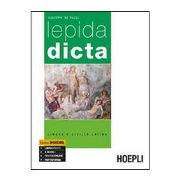LEPIDA-DICTA-LINGUA-CIVILTA-LATINA-Vol