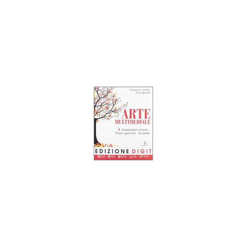 ARTE MULTIMEDIALE (A+B) +DVD (MISTO)