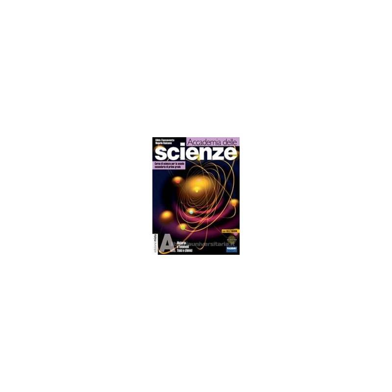 ACCADEMIA DELLE SCIENZE VOL.UN. +DVD