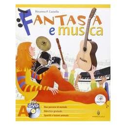 FANTASIA E MUSICA A+B +2 DVD