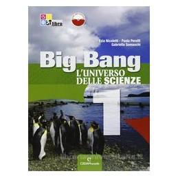 BIG BANG L`UNIVERSO DELLE SCIENZE 1 +DIG