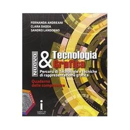 nuovo-tecnologia--grafica--quaderno-delle-competenze--dvd-vol-u