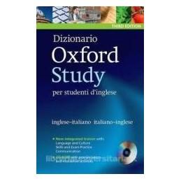 DIZIONARIO OXFORD STUDY +CD ROM