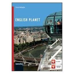 ENGLISH PLANET +CD