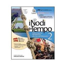 nodi-del-tempo-i-vol-2-con-dvd-e-cart