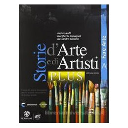 STORIE D`ARTE E DI ARTISTI PLUS A+B +QU.