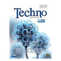 TECHNO  TECNOLOGIA +DISEGNO+TAVOLE+DVD