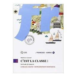 cest-la-classe--3-livre-de-llve--cd-mp3--narrativa--cd-audio