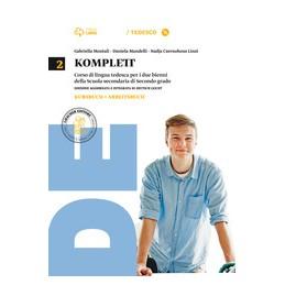 komplett-2-kursbuch--arbeitsbuch--cd-rom--fit-2--kurzgrammatik-von-a-bis-z