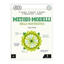 metodi-e-modelli-della-matematica---linea-verde-volume-5-vol-3