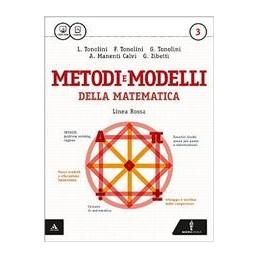 metodi-e-modelli-matematica---linea-rossa-volume-3-vol-1