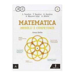 matematica-modelli-e-competenze---linea-gialla-volume-4-vol-2