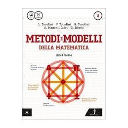 metodi-e-modelli-matematica---linea-rossa-volume-4-vol-2
