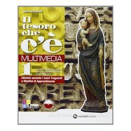 TESORO CHE C`È MULTIMEDIA 1 +LIBRO DIGIT