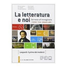 LETTERATURA-NOI-LEOPARDI-PRIMO-MODERN
