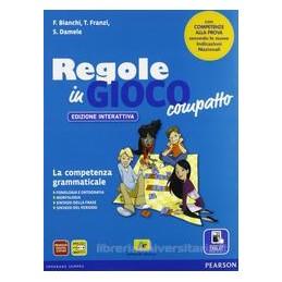 REGOLE IN GIOCO COMPATTO +CD+COMP.+ITE
