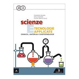 scienza-e-tecnologie-applicate---chimica-materiali-e-biotecnologie-volume-unico-vol-u