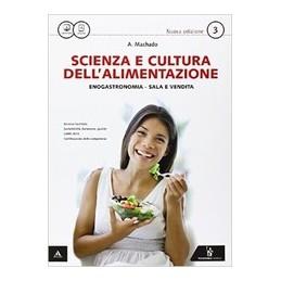 scienza-e-cultura-dellalimentazione-2-bn---nuova-edizione-volume-3--quaderno-competenze-3-vol-1
