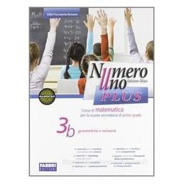 NUMERO UNO PLUS 3A+3B +QUADERNO PLUS
