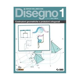 disegno-1-costruzioni-geometriche-e-proiezioni--ortogonali-vol-1