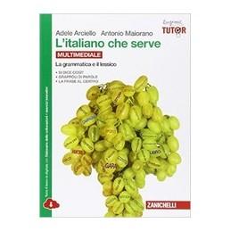 italiano-che-serve-l---la-grammatica-e-il-lessico-multimediale-ldm--vol-u