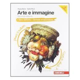 ARTE E IMMAGINE  LIBRO ARTE +SCHEDE +PDF