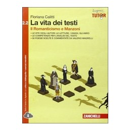 VITA-DEI-TESTI--VOLUME-2-IL-ROMANTICISMO-MANZONI-Vol