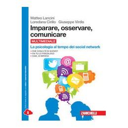 imparare-osservare-comunicare---volume-unico-multimediale-ldm-la-psicologia-al-tempo-dei-social