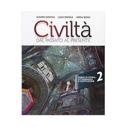 civilta-dal-passato-al-presente-edizione-plus-dvd--strumenti-per-la-didattica-inclusiva-vol-2