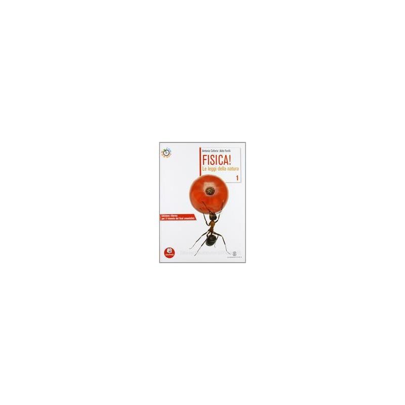 FISICA! LE LEGGI DELLA NATURA 1 +DVD