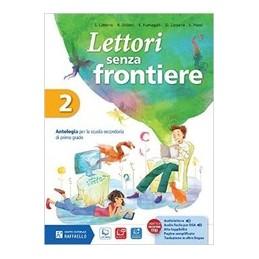 lettori-senza-frontiere-2--letteratura--quaderno--vol-2